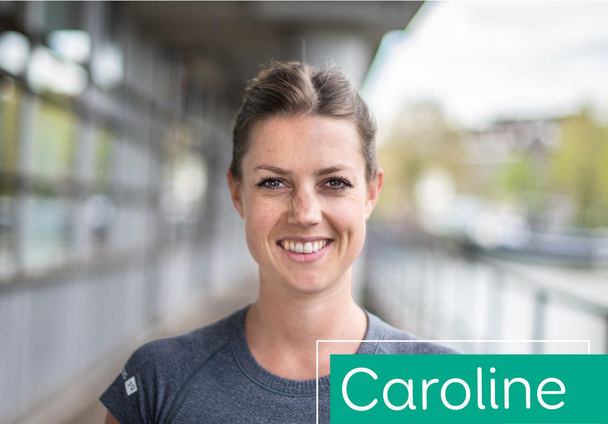 Sportstudio 79 Trainer Caroline