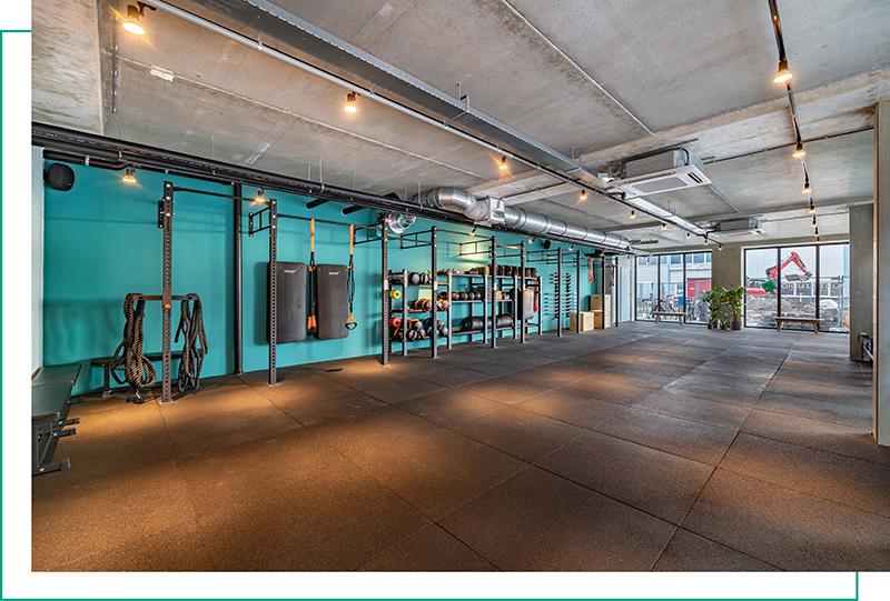 Faciliteiten Studio Noord