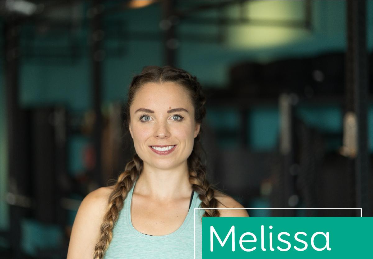 Sportstudio 79 Trainer Melissa
